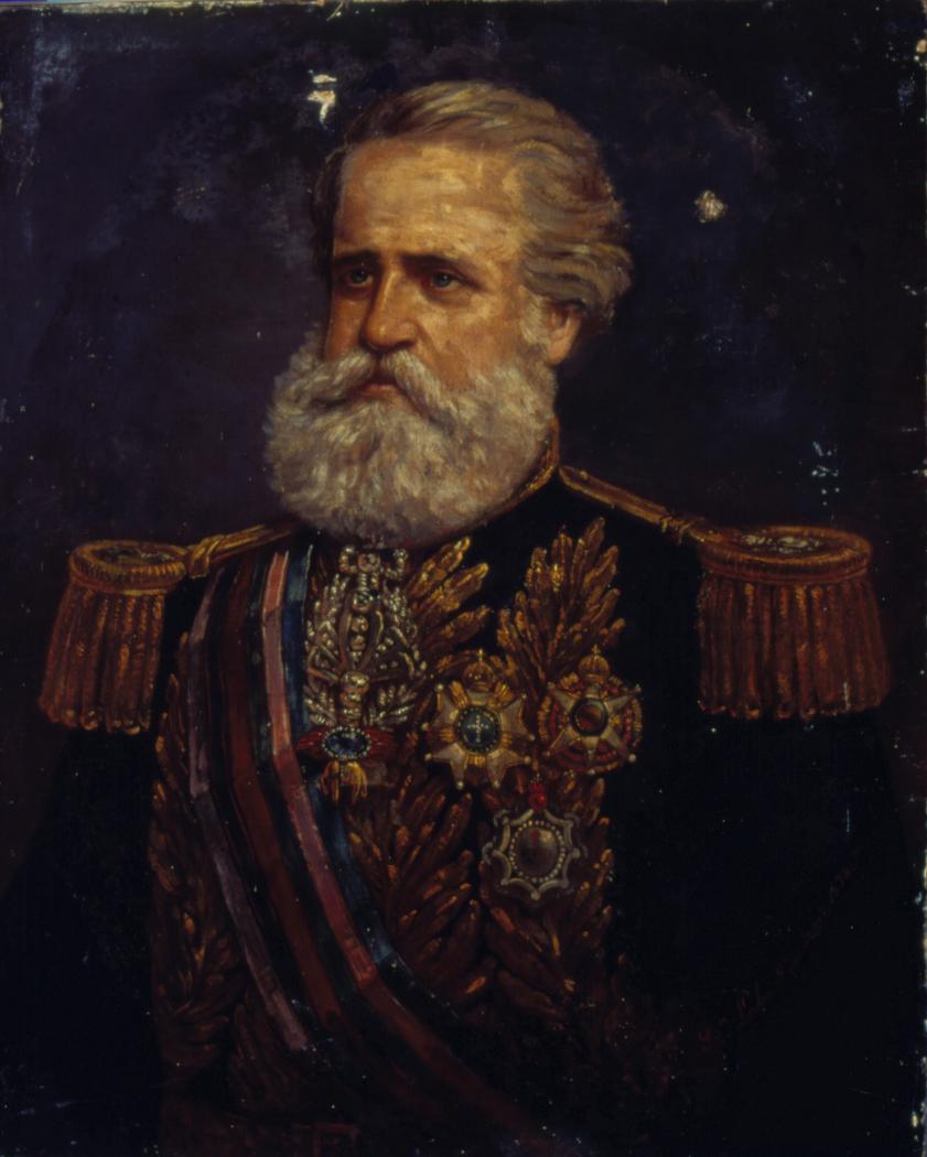 Retrato de D.Pedro II, 1879