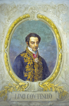 Retrato de José Lino Coutinho