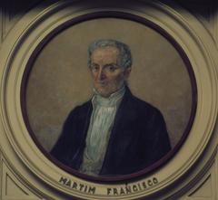 Retrato de Martim Francisco Ribeiro de Andrada