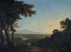 Rome from the Villa Madama