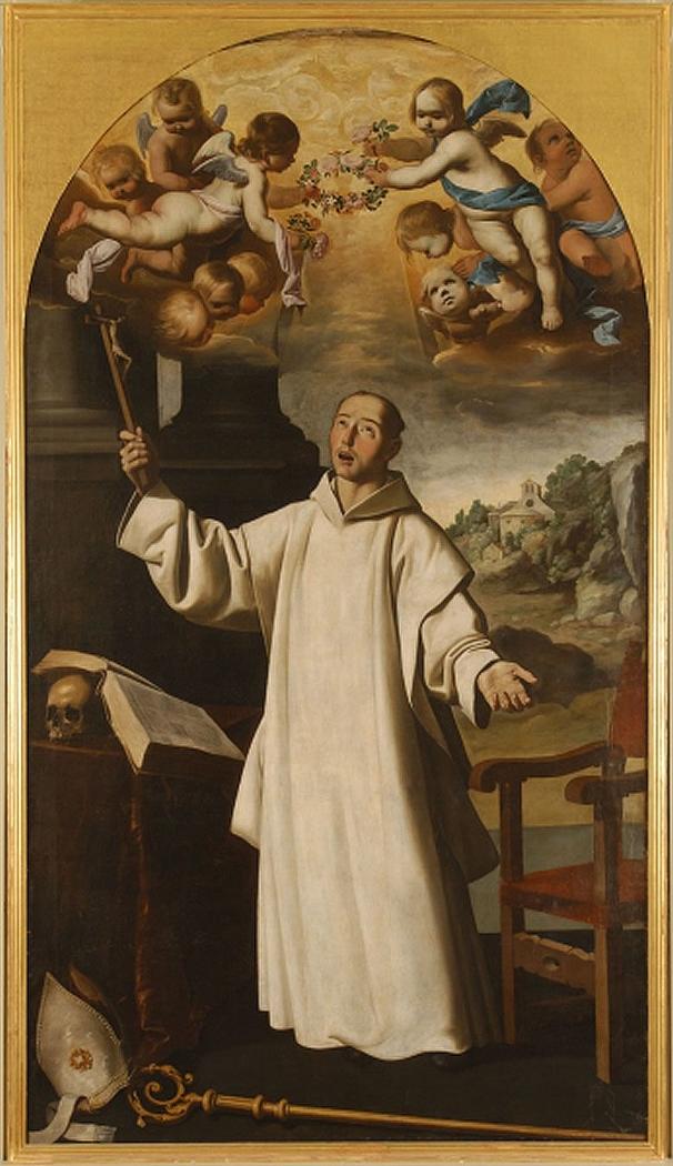 Saint Bruno in Ecstasy