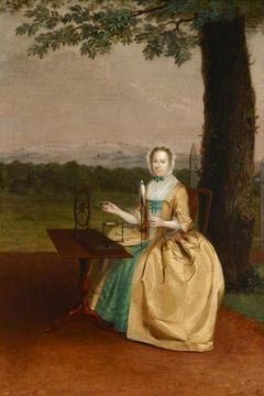Sarah Lascelles, Mrs Christopher Lethieullier (1656/9-1743)