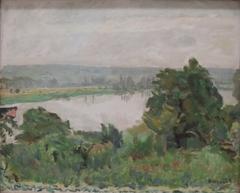Seine near Vernon