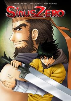 Sinus Zero - comic Cover