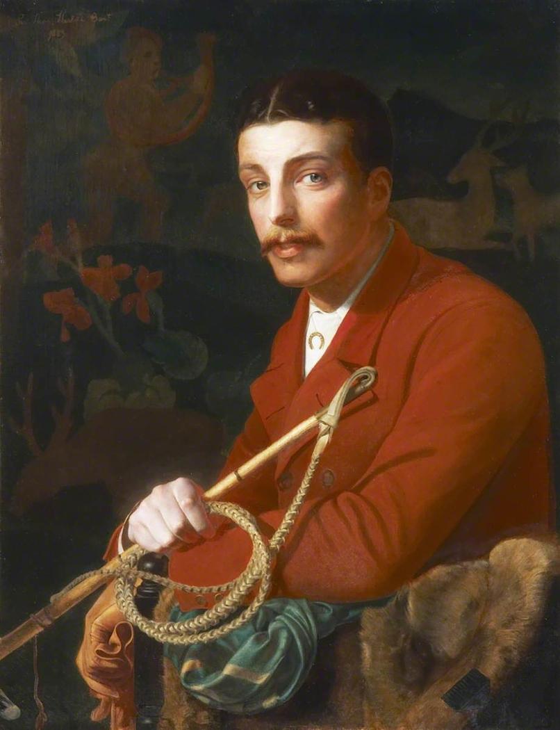 Sir Thomas George Fermor-Hesketh, 7th Baronet Hesketh of Rufford (1849-1924)