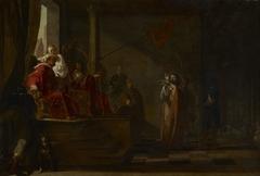 St. Paul Before the Praetor
