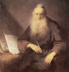 St. Paul writing to the Thessalonians