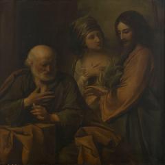 St. Peter Denying Christ