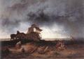Storm at the Puszta