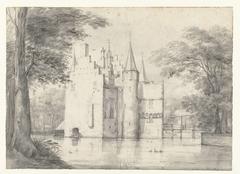 Swieten Castle from the west