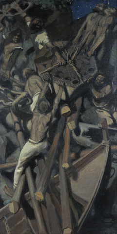 The abduction of Sampo