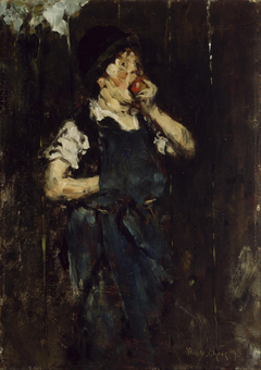 The Apprentice (Boy with Apple)