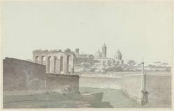 The Basilica of Santa Maria Maggiore in Rome