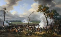 The Battle of Hanau