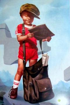 The Boy Postman
