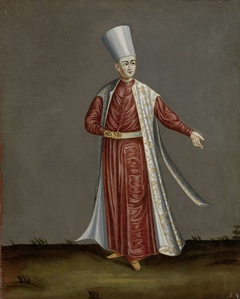 The Capon Aghassi, Chief of the White Eunuchs of the Sultan