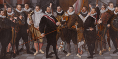 The Company of Captain Dirck Jacobsz Rosecrans and Lieutenant Pauw