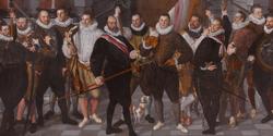 The Company of Captain Dirck Jacobsz Rosecrans and Lieutenant Pauw