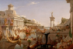 The Course of Empire: Consummation