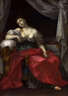 The Death of Lucretia.