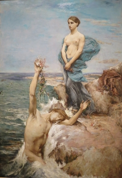 The Diver - The Coral Fisherman