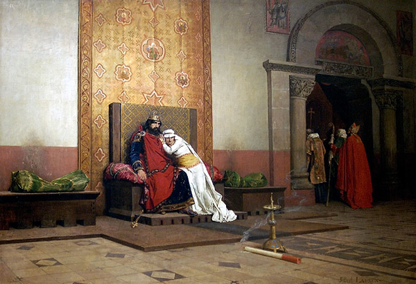 The Excommunication of Robert the Pious