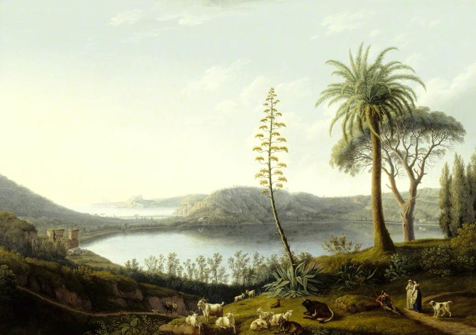 The Lake of Avernus