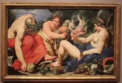 The origin of cornucopia