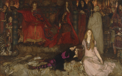 "The Play Scene in ""Hamlet"" (Act III, Scene2)"
