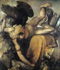 The Punishment of Tythus