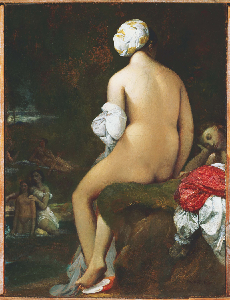 The Small Bather