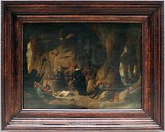 The Temptation of St Antony