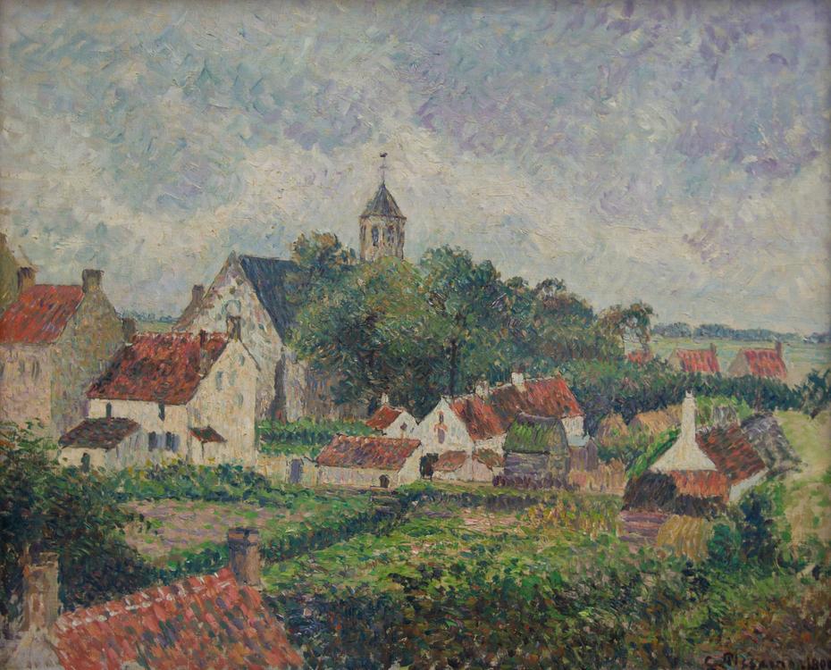 The Village of Knokke