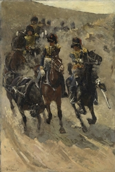 The Yellow Riders