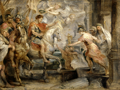 Triumphant Entry of Constantine into Rome
