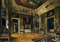 Queen's Bedroom in the Wilanów Palace