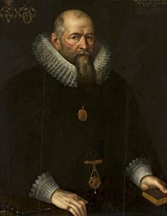 Portrait of Johann von Megen