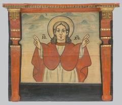 Žehnajúci Kristus Emanuel