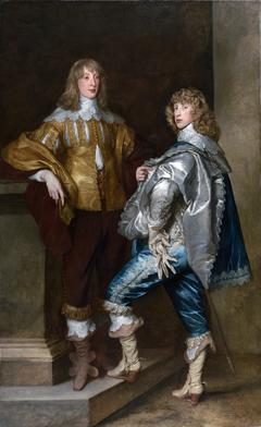 Lord John e Lord Bernard Stuart