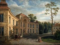 Myślewicki Palace in Warsaw