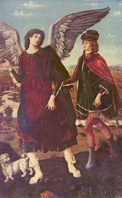 Arcangelo Raffaele e Tobiolo