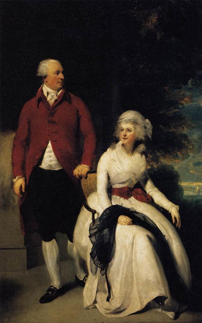 Mr and Mrs John Julius Angerstein