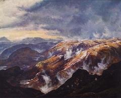 View from Lyshornet
