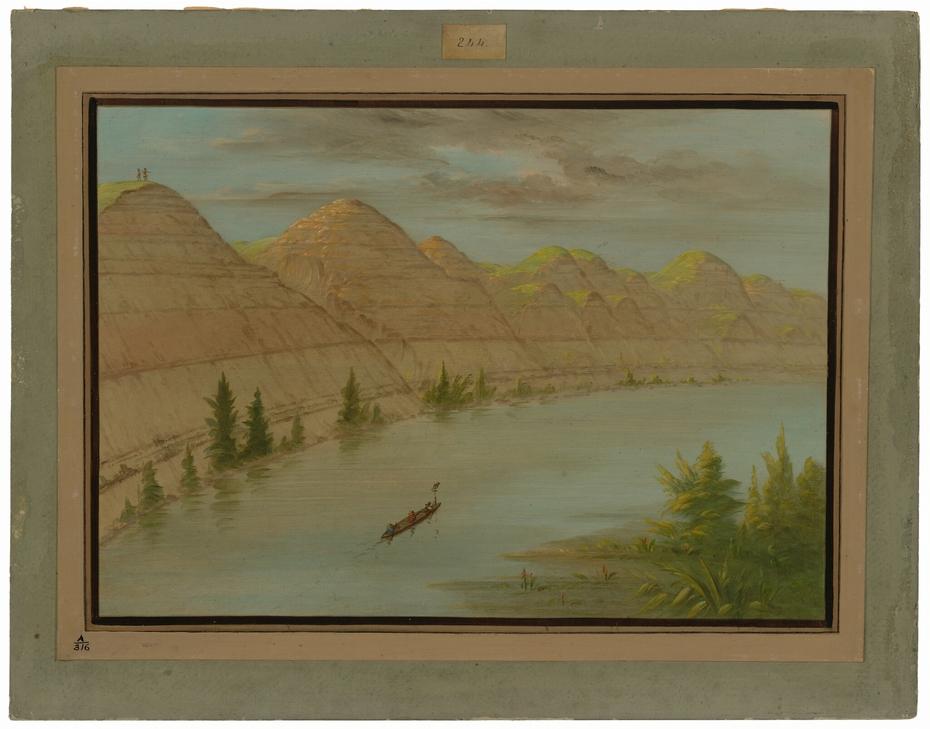 "View in the ""Grand Detour,"" Upper Missouri"