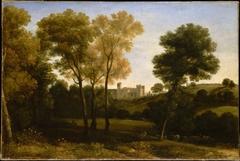 View of La Crescenza