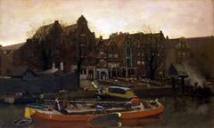 Warehouses, Amsterdam