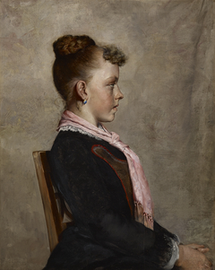 Young Girl (The Presumed Portrait of Little Gretchen)