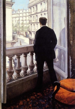 Young Man at His Window (Jeune homme à la fenêtre)