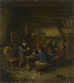 7 Peasants in a Tavern