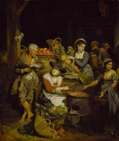 A Florentine Fruit Stall